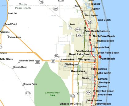 florida east coast beaches map palm florida east coast florida golf holidays