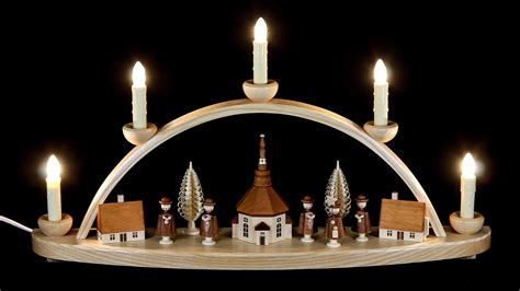 candle arch seiffener church 50 cm 20in by seiffener