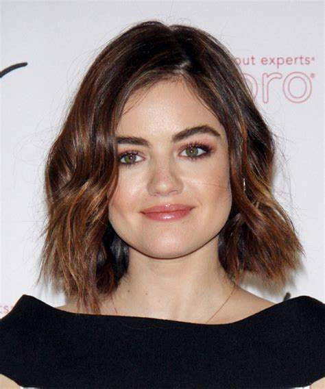 lucy hale hairstyles for 2018 celebrity hairstyles by