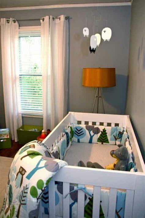 vorh nge jungen babyzimmer junge 29 originelle ideen archzine net