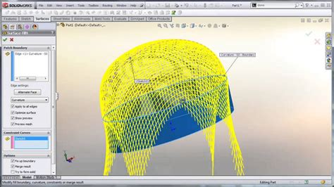 Solidworks Tutorials Not Loading | solidworks tutorial surface fill tips and tricks in