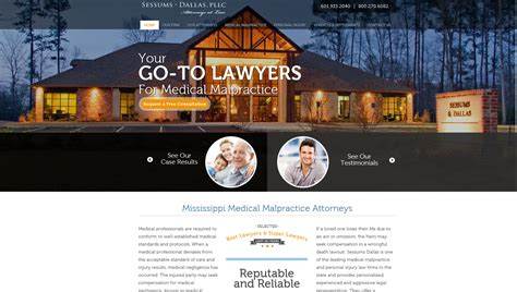 best site mississippi best firm website designs a to z