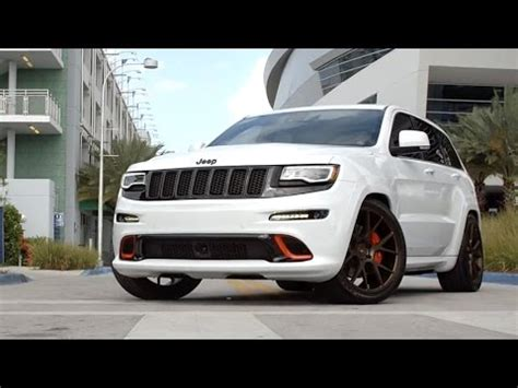 jeep grand cherokee srt 8 on vossen forged vps 306 wheels