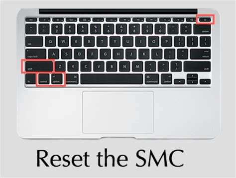 resetting wifi on macbook pro resetting the system management controller smc on your