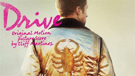 drive ost win drive movie soundtrack on vinyl signed by cliff