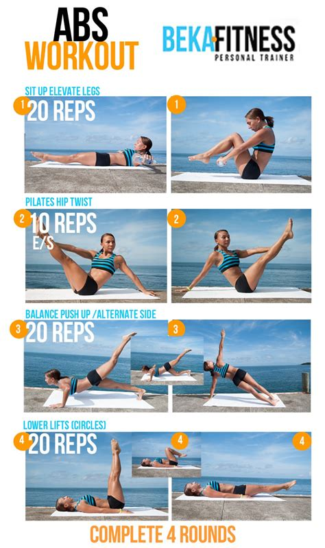 ab workouts gets rid of abdominal by diana musely