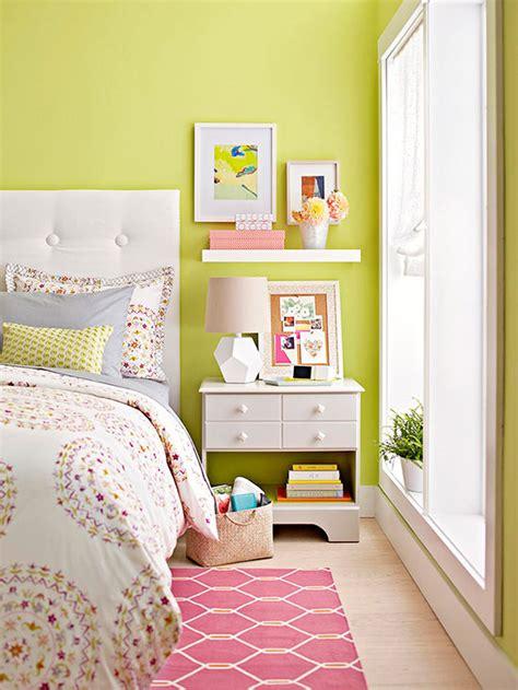 happy colors for bedroom как украсить маленькую спальню