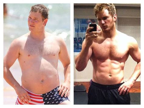 chris pratt 4 truths and 3 myths from chris pratt s weight loss story