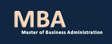 Mba In by Mba Colleges In India