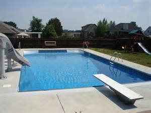 inground pool pool man inground pools