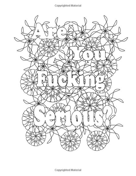 f ck it i m coloring swear word coloring book books 268 best images about stay inside the lines on