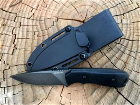 schrade schf42 micarta handles schrade schf55 frontier fixed blade knife reviewed