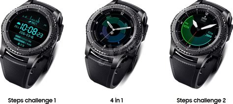 Samsung Frontier Smartwatch samsung gear s3 frontier smartwatch alzashop