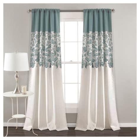 7 Hip Printed Curtains by Estate Garden Print Room Darkening Window Curtain Set 84