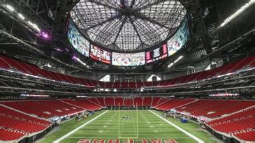 leadoff: what we saw on latest visit to mercedes benz stadium