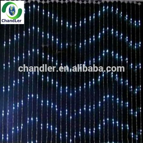 snowfall curtain lights high voltage led curtain light led water dropping lights
