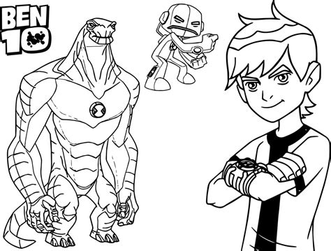 bens coloring pages alphabet ben 10 coloring sheets free printables