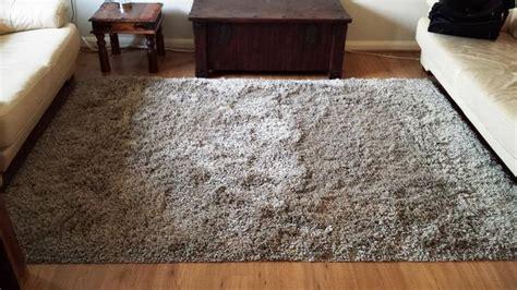 ikea gaser rug large ikea beige gaser rug high pile rrp 163 140 rectangular