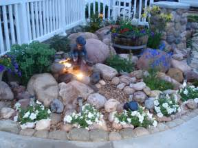 Pictures Of Small Rock Gardens Impressive Small Rock Garden Ideas For The Home Garden Ideas Rock And Gardens