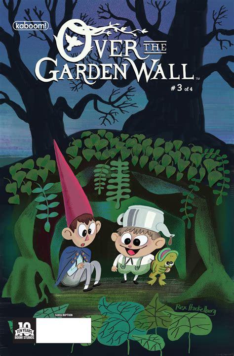 October 28th Boom Studios Previews Adventure Time 2015 The Garden Wall Band