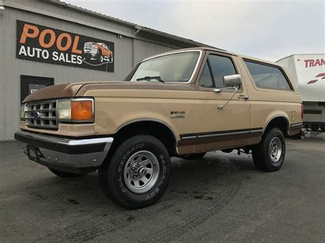 used ford bronco for sale ford bronco for sale carsforsale