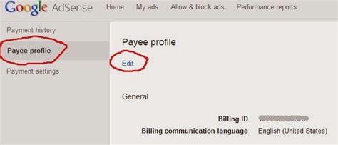membuat ktp dengan corel draw cara mengganti nama dan alamat penerima pembayaran adsense