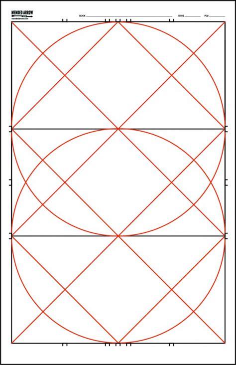 grid layout ratio panel layout the golden ratio makingcomics com