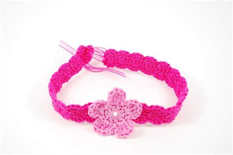 pink headband pattern baby flower headband pattern red sewing box