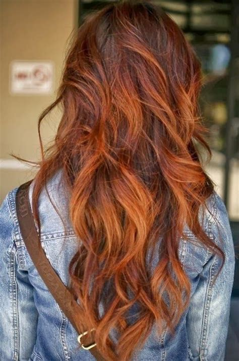 Brunette And Red Hair Pictures Hombre | best 25 ombre brown ideas on pinterest ombre hair for