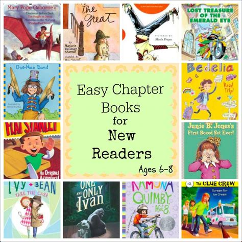 chapter books with pictures easy chapter books for emerging readers around ages 6 8