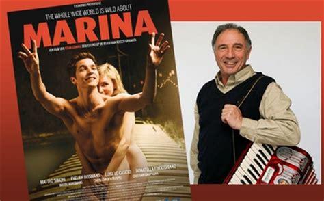 marina rocco granata movie goud voor de film marina over rocco granata il giornale