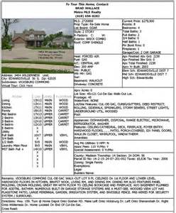 real estate listing sheet template search for edwardsville homes for sale
