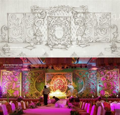 61 best images about Wedding   Stage Decor on Pinterest