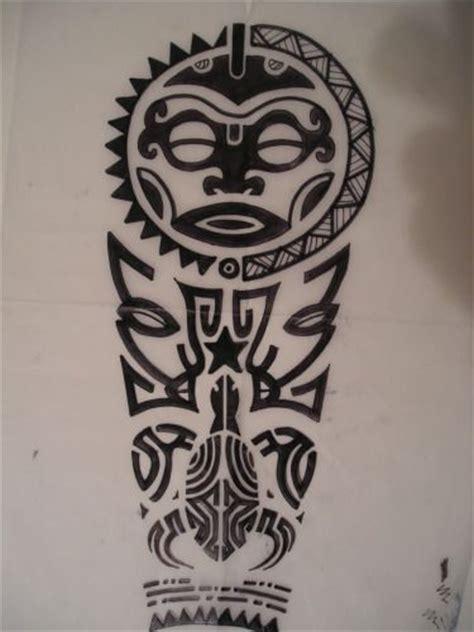 polynesian face tattoo designs circle polynesian tats