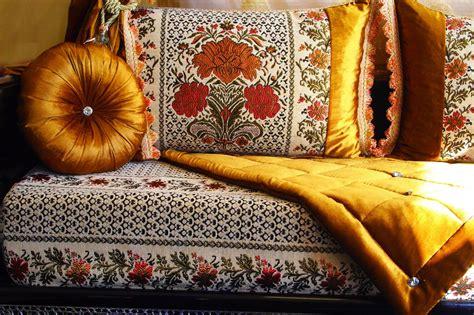 canapé marocain occasion salon marocain moderne surmesure