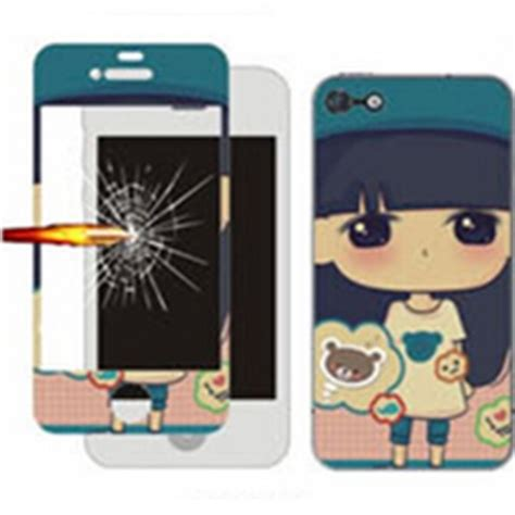 Tempered Glass And Painted Phone For Iphone 5 tempered glass and painted phone for iphone 6 018 jakartanotebook