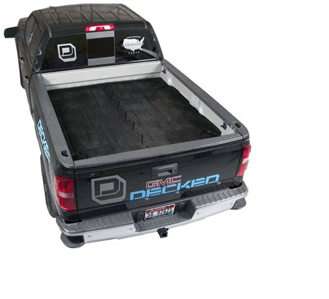 bed organizer decked truck bed storage drawers van cargo organizers