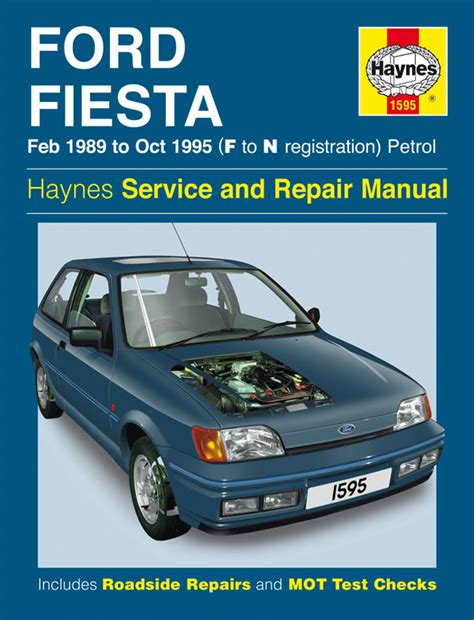 car repair manuals online pdf 1986 ford courier auto manual haynes 1595 ford fiesta petrol feb 89 oct 95 f to n 1595 by haynes manuals ford fiesta