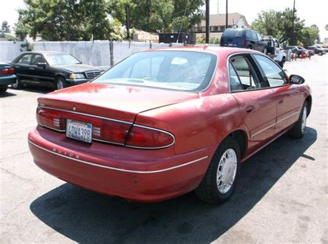 1999 Buick Century Mpg Sell Used 1999 Buick Century No Reserve In Orange