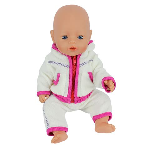 Baby Born Wardrobe For Dolls by Aliexpress Buy 2color Choose Leisure Sport Clothes