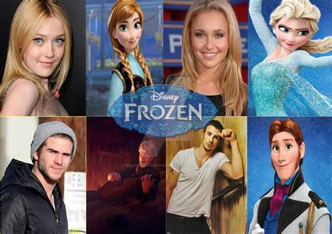 frozen cast wallpaper frozen cast version 2 by dangerousground on deviantart