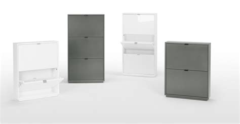 White Shoe Storage Cabinet Marcell Shoe Storage Cabinet White Made