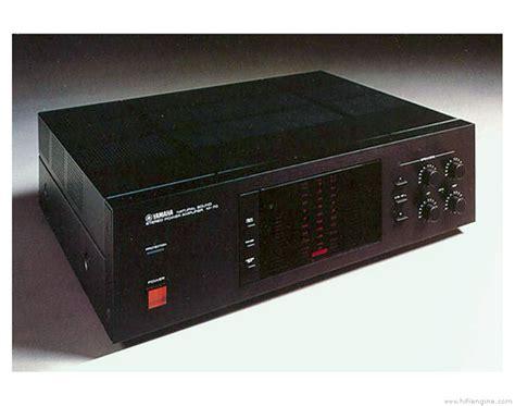 yamaha   manual natural sound stereo power amplifier hifi engine
