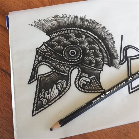 roman armour tattoo designs helmet idea best ideas gallery