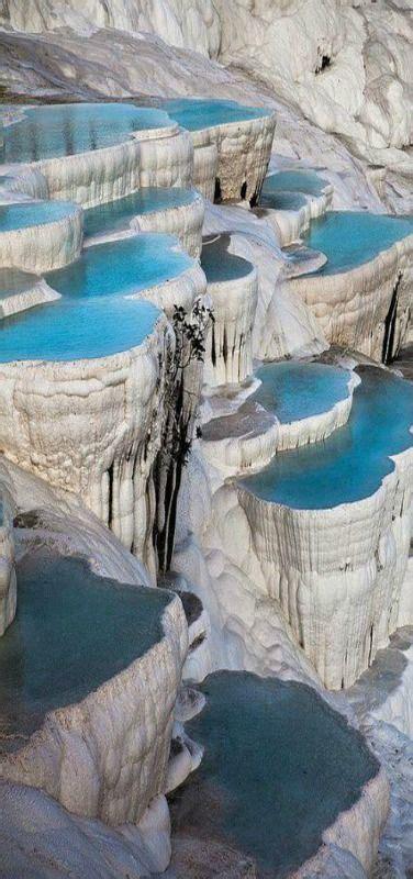 pamukkale thermal pools turkey pamukkale turkey and rock pools on pinterest