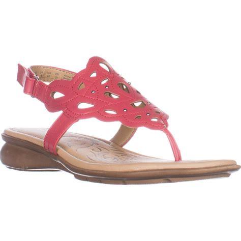 Sandal Cozmeed Slempang Coral 1 naturalizer jade toe sandals coral ebay