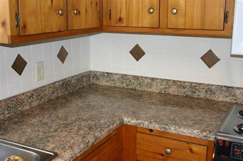 Laying Tile On Countertop by Laminate Countertops Are Lower Cost Than Most Options