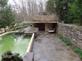 Falling Waters House Gallery For Gt Wright Falling Water Interior