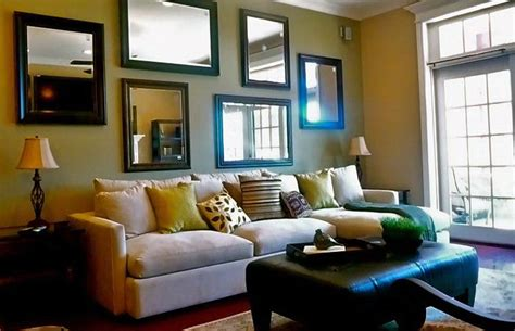 Living Room Decorating Ideas Mirrors Some Living Room Wall Decor Mirrors Ideas 21 Photo