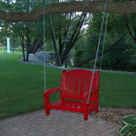 red patio swing pinterest the world s catalog of ideas